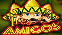 Игровой автомат Tres Amigos